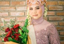 The Wedding Story of Husein & Nadya by AD Studios