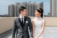 The Wedding of Adrian & Trifena by Manao Pictures