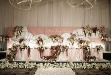 Indra  & Angel Wedding At Double Tree Hotel by Fiori.Co