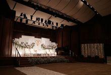 David & Juanetta Wedding At Soehanna Hall by Fiori.Co