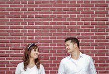 PREWEDDING OF  RAYMOND & DESLIA by Ozul Photography