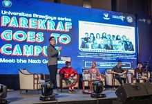 Parekraf Goes To Campus by Aldo Adela MC & Magician