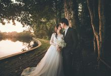 Boyke & Christine Prewedding by GoFotoVideo