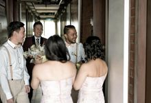 Ivan and Angel wedding by Amour Management