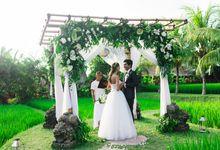 Simple Wedding by Bebek Tepi Sawah Villas