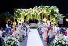 INTIMATE WEDDING ODY & GABY by Hallf at Patiunus
