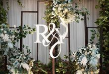 Rendy & Yolan Wedding At Segarra Ancol by Fiori.Co