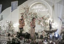 Wedding of ARDHIAN & MELINA by Aldo Adela MC & Magician