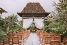 Ubud,Bali | Dewi & Peter by diskodiwedding