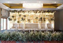 Philip & Febe Wedding at Damai Indah Golf by Fiori.Co