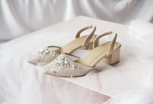 Ivy & Galih Engagement by Marry Me Bridal Shoes