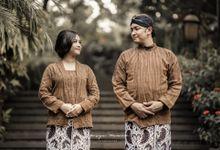 Pre-Wedding by Yosye Wedding Journal