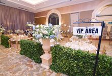 A WEDDING AT SHANGRI LA by AIRY