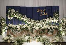 Bob & Indah Wedding At Ramayana Kempinski Hotel by Fiori.Co