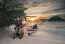 Silvia & Yodi at Pulau Macan by GoFotoVideo