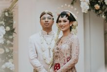 Monika & Hendro Wedding by Get Her Ring