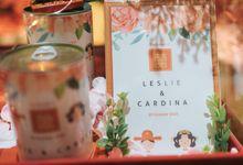 Leslie & Cardina Sanjit by GoFotoVideo