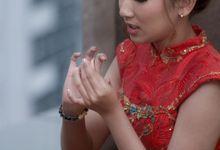 Engagement of Dendy & Cantika by Antaralensa Photography