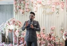 Wedding of ANDRE & OLIVIA by Aldo Adela MC & Magician
