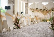 THE WEDDING OF D & N by GLORIOSA DECORATION