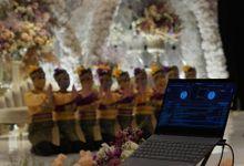 Wedding Reception Amelia & Salam by DJ Perpi
