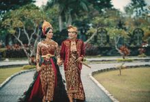 Kadek Sugiana Prewedding by Bali WD Production