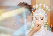 Shella & Johan Wedding Session by martialova photoworks