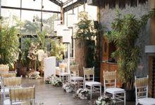 Gavin & Stefi Wedding At Bunga Rampai by Fiori.Co