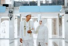 Mega & Alip Wedding Session I by martialova photoworks