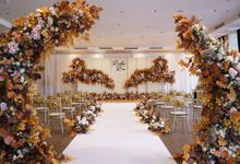 Ricky & Rea Wedding At Glass House RCPP by Fiori.Co