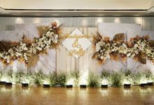 Andiyanto & Steffy Wedding At On Five Hyatt by Fiori.Co
