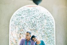 Hafidz & Meidy Engagement Tosca Themed by Warna Project
