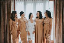 Wedding of Bagas & theresia by Ariel Photography