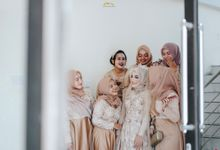 Mega & Alip Wedding Session II by martialova photoworks