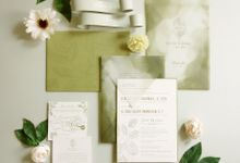 Dinisa And Dhani by Vinas Invitation