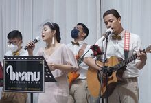 The Wedding of Wisa & Syafi'i at Villavi by Branu Music Entertainment