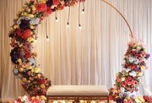 Stefy & Dyon Wedding At Ayana Mid Plaza by Fiori.Co