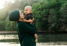 Mom And Son by Putratama Photography