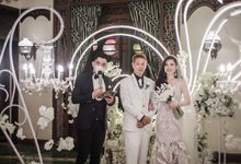 Wedding of MARTIN & SILVIA by Aldo Adela MC & Magician
