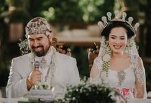 IFA & TAMA WEDDING CARAKA LOKA by Get Her Ring