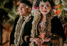Arianti & Satria Wedding Reception by Get Her Ring