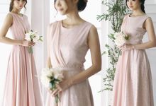 ready for rent by Lademoiselle Bridesmaids