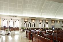 Chris & Jennifer | Gereja Maria Bunda Segala Bangsa by Pratama Multimedia