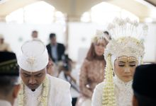 Wedding Fitri & Idad by LZ Service
