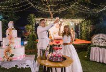 The Wedding of Hendri & Lucy by Miracle Wedding Bali