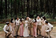 Prewedding Revi & Angel by Priceless Wedding Planner & Organizer