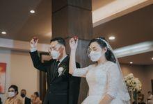 Holy Matrimony of Kristin & Sabda by Obong Management