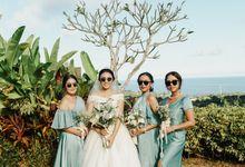 ELLA AND ADI WEDDING by Bipi Signature Bali