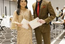 Grand Opening of Grand Mercure Surabaya City by MC Mandarin Linda Lin