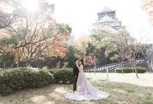 Prewedding of Ryan & Stella - Japan Autumn by Écru Pictures